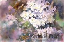 花叶闪烁,空气流动,配上斑斓的光感,清新交织,奏响着新古典主义的篇章。